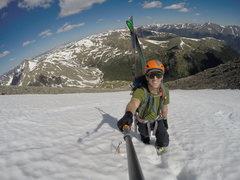 Rock Climbing Photo: tuning fork