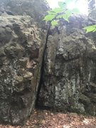 Rock Climbing Photo: Potentially a few lines around this crack on the N...