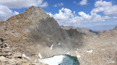Rock Climbing Photo: another possible source for water in drier years j...
