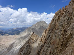 Rock Climbing Photo: 13,322 and Darwin from Haeckel