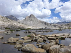 Rock Climbing Photo: another Basin pic