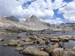 Rock Climbing Photo: another Basin pic