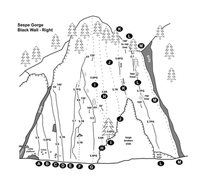 Rock Climbing Photo: Route F is Wadka.