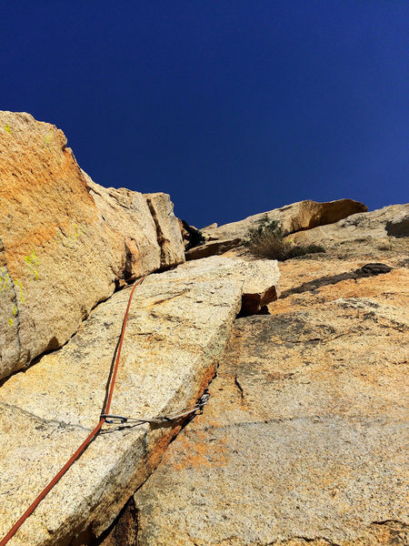 South Buttress P2