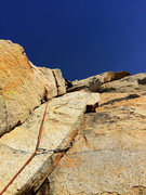 Rock Climbing Photo: South Buttress P2