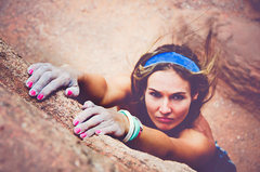 Rock Climbing Photo: random boulder, garden of the gods