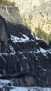 Rock Climbing Photo: Just Another Duncan Route.  Photo taken from The L...