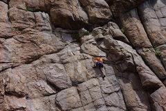 Rock Climbing Photo: Doug Surfin'
