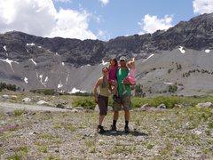 Rock Climbing Photo: Sonora pass