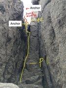 Rock Climbing Photo: BETA: Spire 4