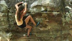 Rock Climbing Photo: HP40