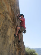 Rock Climbing Photo: Quiet and scenic bouldering at Thacher School in O...