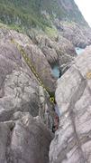 Rock Climbing Photo: Auto Pilot