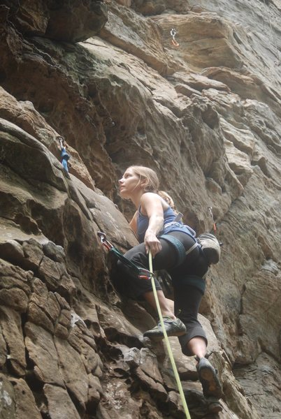 Rock Climbing Photo: RRG summer 2015