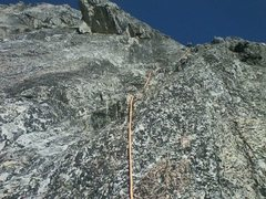 Rock Climbing Photo: cosmic wall
