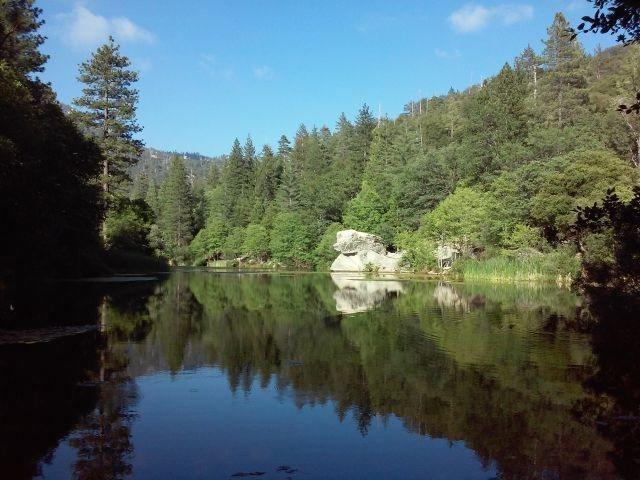 Lake Fulmor, San Jacinto Mountains