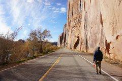Rock Climbing Photo: Always good vibes here
