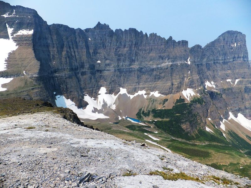 Rock Climbing Photo: Unclimbed East Faces of the Continental Divide - G...