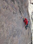 Rock Climbing Photo: Perfect rock!
