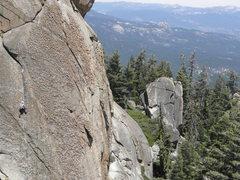 Rock Climbing Photo: S.S.