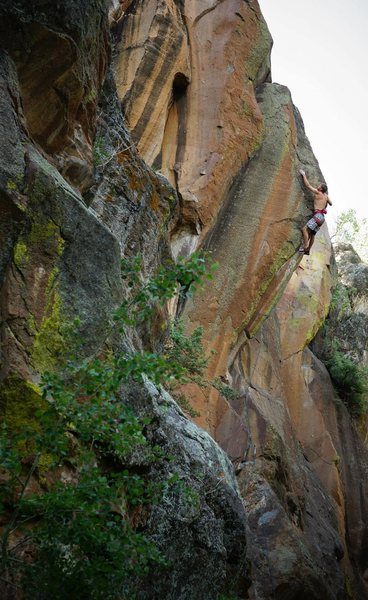 Rock Climbing Photo: Another great Wade Forrest photo