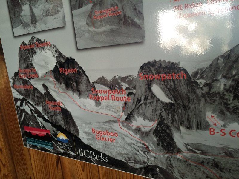 Rock Climbing Photo: alternatives to B-S Col