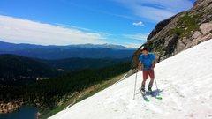 Rock Climbing Photo: st marys fun in the sun