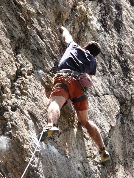 Rock Climbing Photo: crystal ball, haus rock