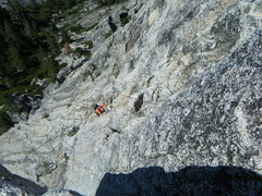 Rock Climbing Photo: the Ogre Mt. Hubris