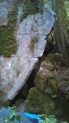 Rock Climbing Photo: Caffeine Bomb