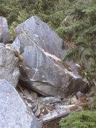 Rock Climbing Photo: 1. Statutory Crank 2. Eastern Promises