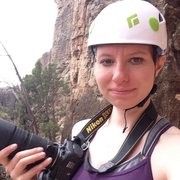 Rock Climbing Photo: selfie