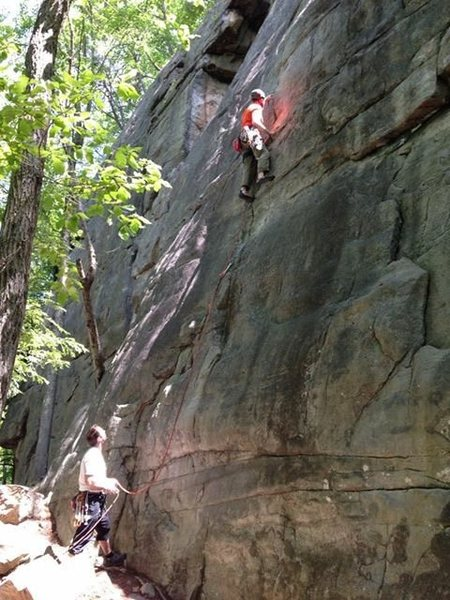 Rock Climbing Photo: May 2015