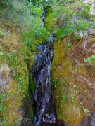 Rock Climbing Photo: Alder Creek Falls.