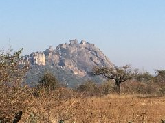 Rock Climbing Photo: Nyambe mountain from a distance