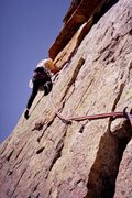 Rock Climbing Photo: Elephant's Perch - Mountaineer's Rt