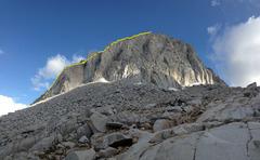 Rock Climbing Photo: Peak 12,563, Northeast Ridge