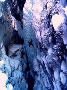 Rock Climbing Photo: Granite RockofAges on TokummPole - Marble Canyon, ...