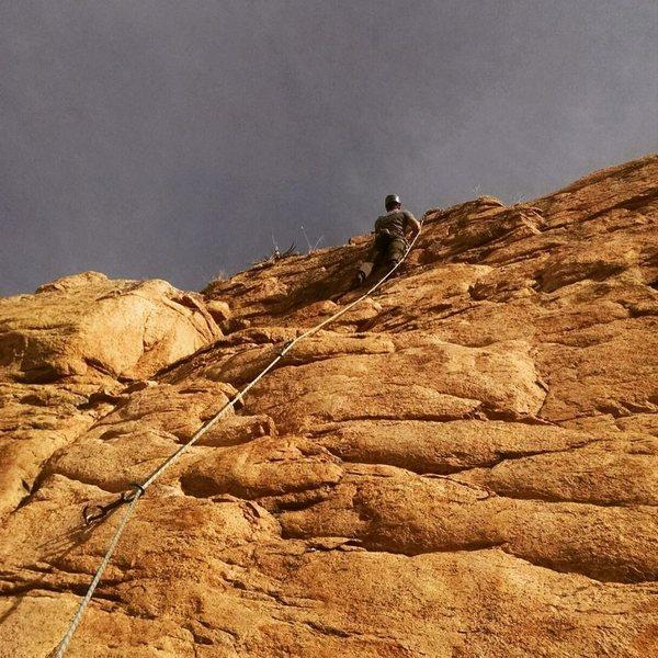 Rock Climbing Photo: Decanso wall - San Diego