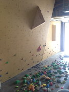 Rock Climbing Photo: Wall!