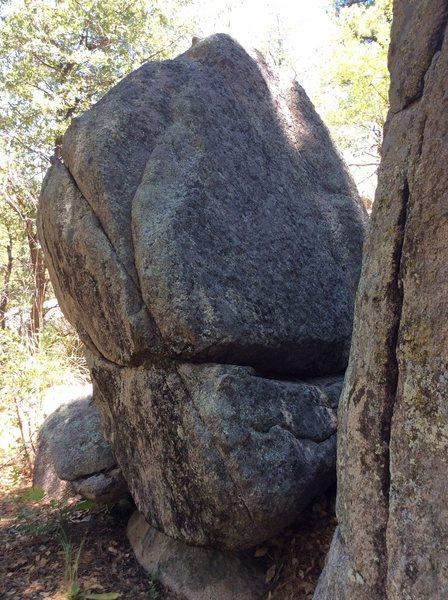 Rock Climbing Photo: Moray, V2