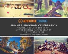 Summer Program Celebration!