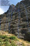Rock Climbing Photo: #3