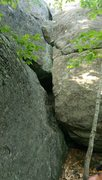 Rock Climbing Photo: Fireman's Ladder