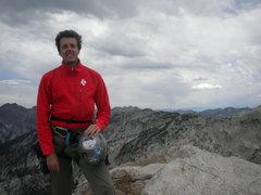 Rock Climbing Photo: Le summit