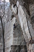 Rock Climbing Photo: Wonkaholic: Red River Gorge KY