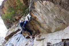 Rock Climbing Photo: Foster falls Tn
