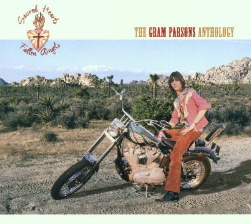 Gram Parsons with the Wonderland North in the background, Joshua Tree NP