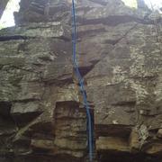 Rock Climbing Photo: The Groove (Blue)