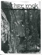 Rock Climbing Photo: James March on Wall of Voodoo (V1 R) at the Snow V...
